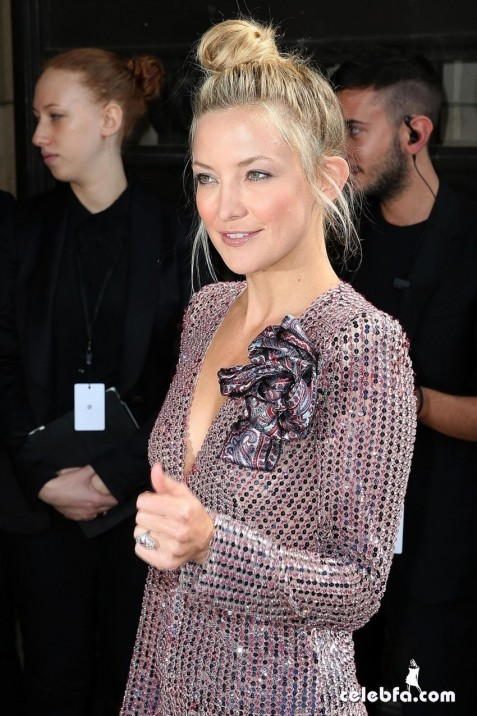 Kate Hudson Giorgio Armani Prive Fashion