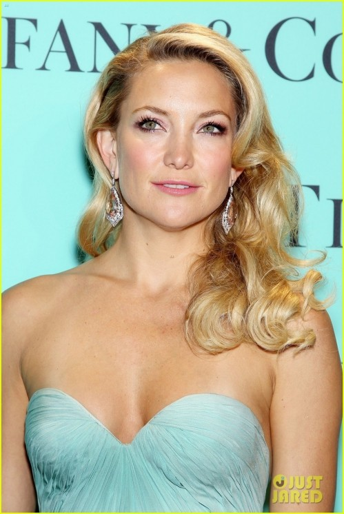 Kate Hudson Tiffany Co Blue Book Ball