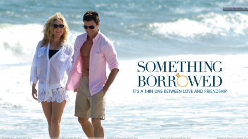 Something Borrowed Kate Hudson And Colin Egglesfield Near Beach Beach