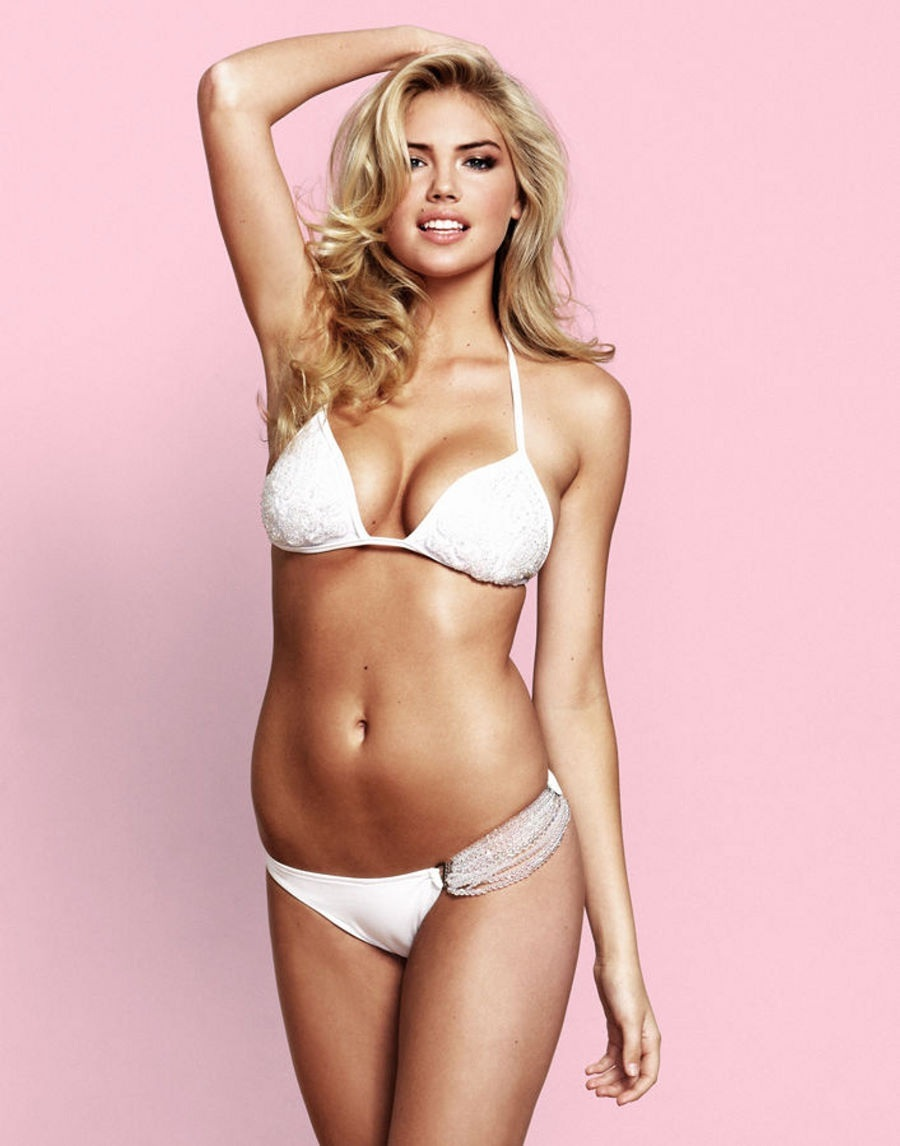 Kate Upton Beach Bunny April Bikini