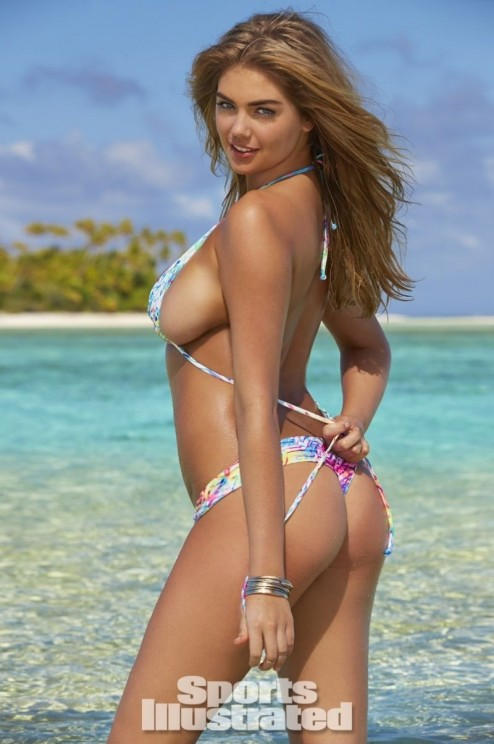Kate Upton In Sports Illustrated Swimsuit Issue
