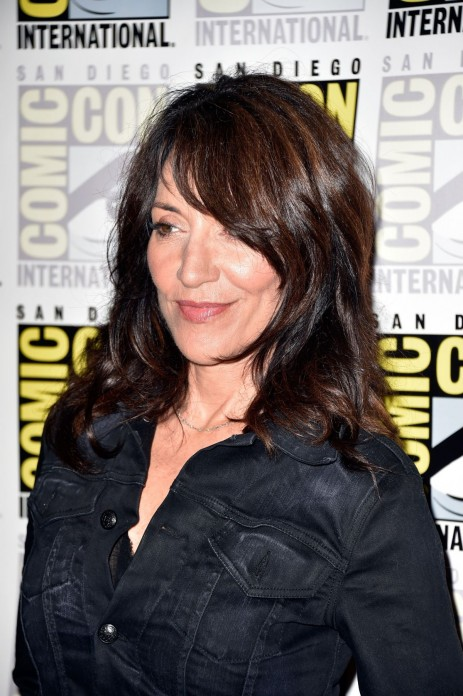 Katey Sagal At Sons Of Anarchy Panel At Comic Con In San Diego Tv