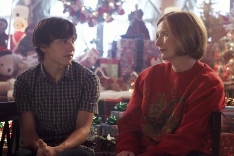Picture Of Frances Conroy And Keir Gilchrist In United States Of Tara Large Picture