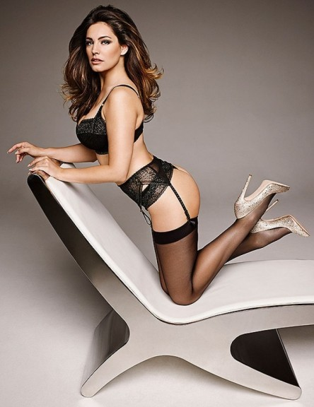 Kelly Brook Calendar Preview For