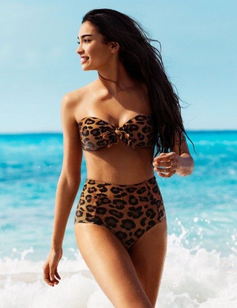 Kelly Gale At Swimwear June