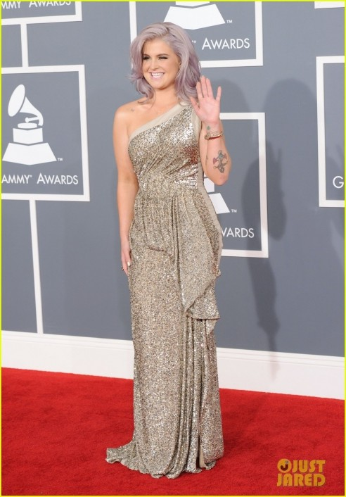 Kelly Osbourne Grammy Awards