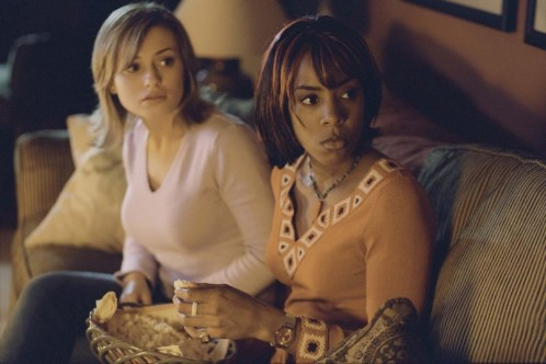 Still Of Monica Keena And Kelly Rowland In Freddy Vs Jason Large Picture Movies