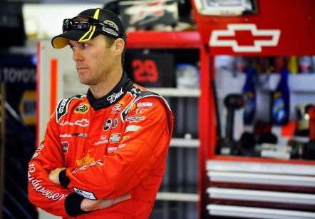 Kevin Harvick Nascar New Hampshire Chase Sprint Cup Sept