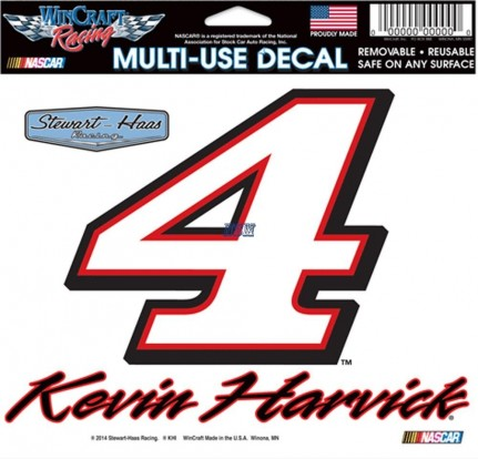 Kevin Harvick Number Ultra Decal