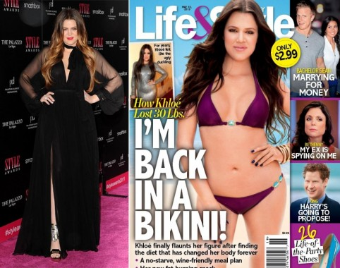Khloe Kardashian Weight Loss