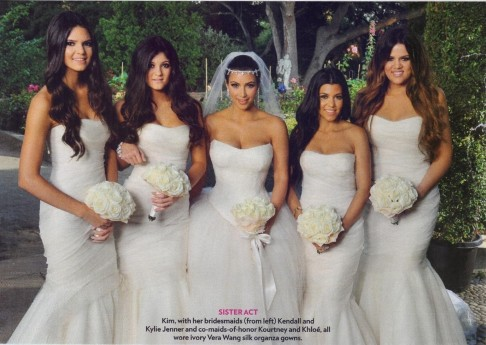 Kim Kardashian People Magazine Wedding Edition Hq Scans Keeping Up With The Kardashians Wedding
