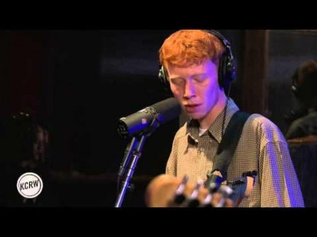 King Krule Performing Baby Blue Live At The Village On Kcrw