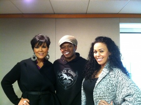 Kris Jenner Sway And Dev And Drake