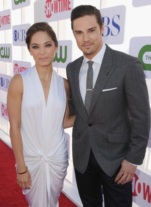 Kristin Kreuk At Showtime Tca Party In Beverly Hills Bikini