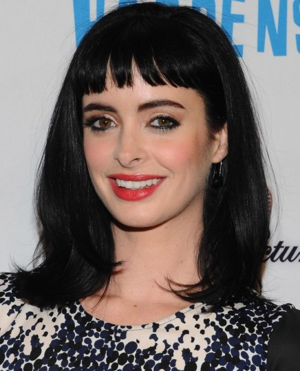 Krysten Ritter At Event Of Lfe Happens Large Picture