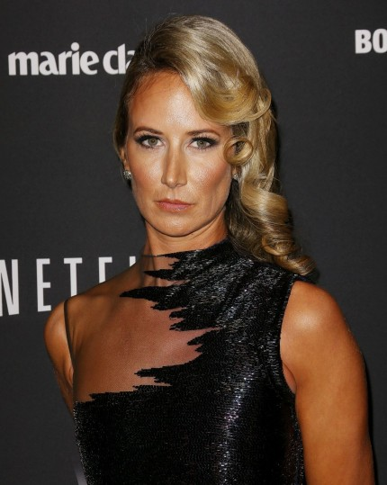 Lady Victoria Hervey At The Weinstein Company Netflix Golden Globes After Party