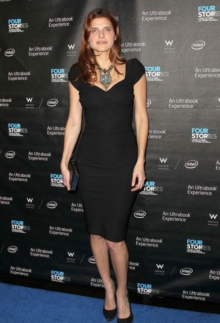 Lake Bell At The Four Stories Premiere In Los Angeles