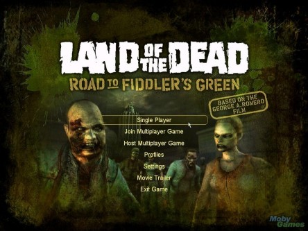 Land Of The Dead Road To Fiddler Green Windows Screenshot