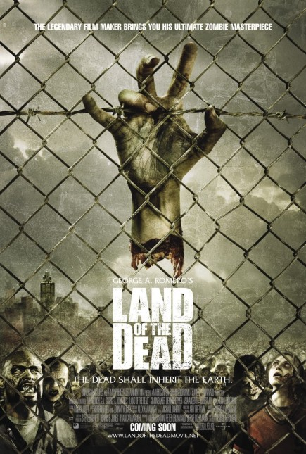 Land Of The Dead Ver Xlg Movie