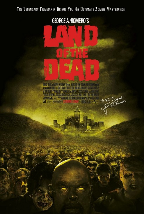 Land Of The Dead Xlg