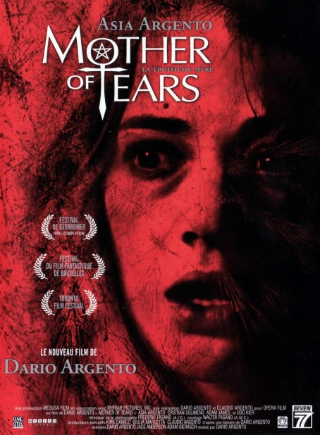 Mother Of Tears Poster Movie