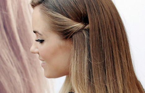 Geourgous Girl Hair Lauren Conrad Pretty Image Favim Hair