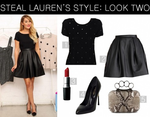 Lauren Conrad Outfit Style Fashion Celebrity