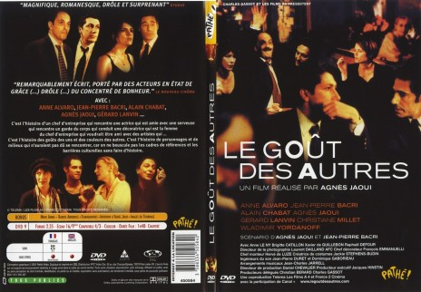 Le Gout Des Autres Slim Movie