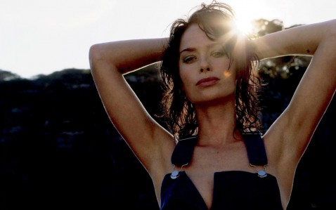 Lena Headey Sunrise Photo