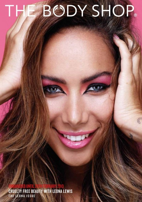 Leona Lewis And The Body Shop Body