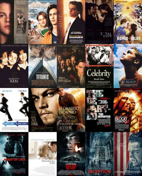 Leonardo Bdicaprio Bmovies Bcollection Movies