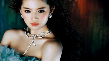 Liu Yifei Cute Face Photoshoot Photo Shoot