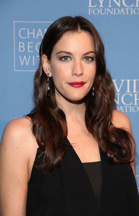 Liv Tyler At An Intimate Night Of Jazz Event In New York