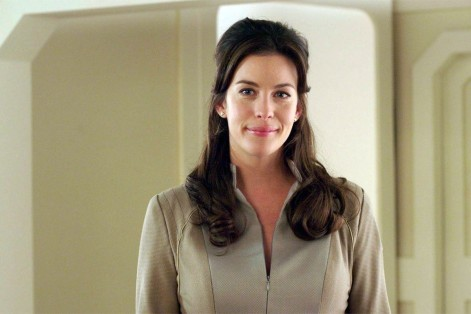 Liv Tyler Space Station