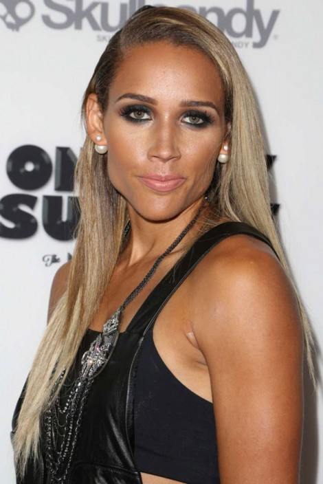 Lolo Jones At On Any Sunday The Next Chapter Premiere In Hollywood