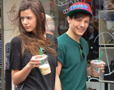 Louis Tomlinson Eleanor Calder Cute Couple And Eleanor Calder
