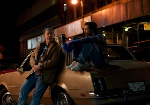 Still Of Jk Simmons And Lou Taylor Pucci In The Music Never Stopped Large Picture