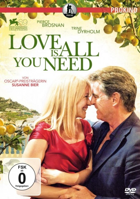 Love Is All You Need Dvd Cover Dvd Cover