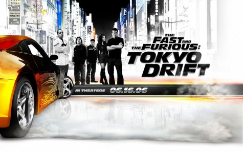 Lucas Black In The Fast And The Furious Tokyo Drift Wallpaper