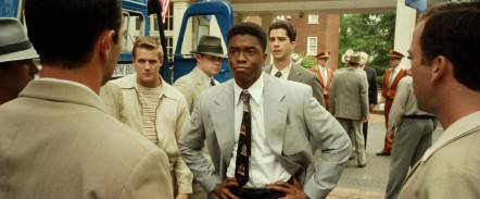 Still Of Lucas Black Hamish Linklater And Chadwick Boseman In Large Picture
