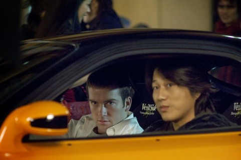 The Fast And The Furious Tokyo Drift Lucas Black Sung Kang