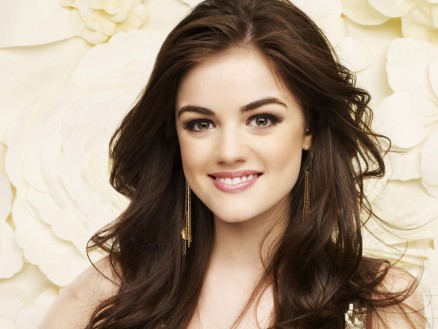 Lucy Hale Smile Usa
