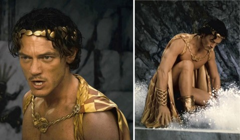 Luke Evans Immortals