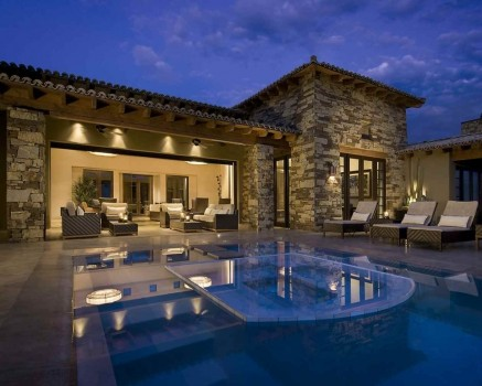 Luxury Home Design Rear Exterior By Ownby Interior Bedrooms