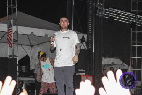 Mac Miller At North Coast Music Festival Pictures