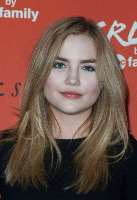 Maddie Hasson Red Carpet Photos Launch Celebration Of Crush By Abc Family Hot