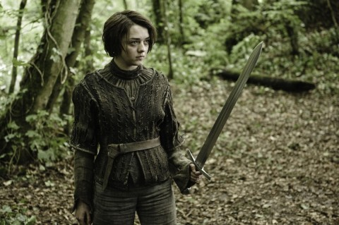 Game Thrones Arya