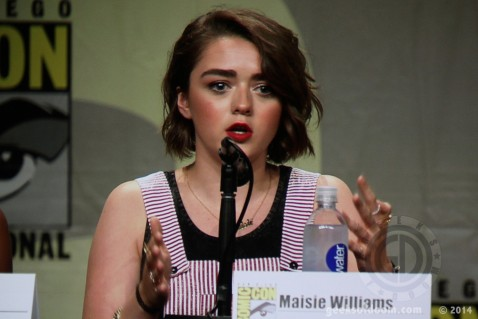 Women Who Kick Ass Maisie Williams