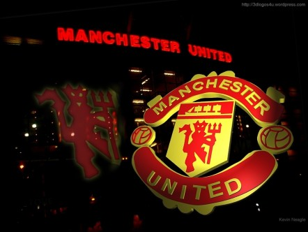 Manchester United Logo Hd Wallpapers For Desktop