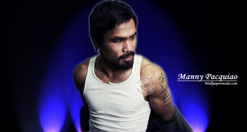 Manny Pacquiao Professional Boxer